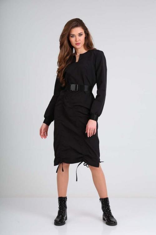 Платье АК-55165 от DressyShop