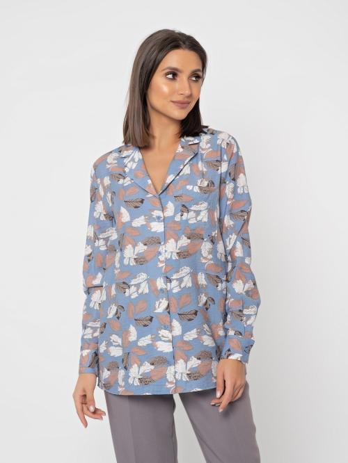 Блузка ДЖ-253цвет от DressyShop