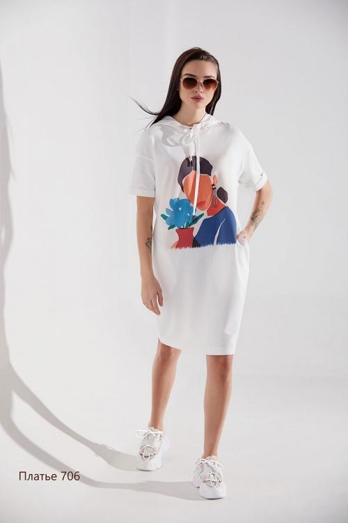 Платье НФ-706 от DressyShop