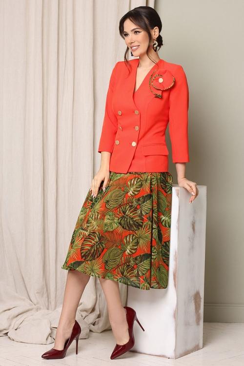 Юбочный костюм МЮ-2579 от DressyShop