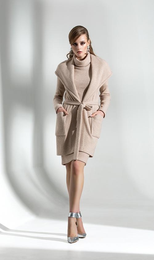 Платье с кардиганом ДИВА-1210 от DressyShop