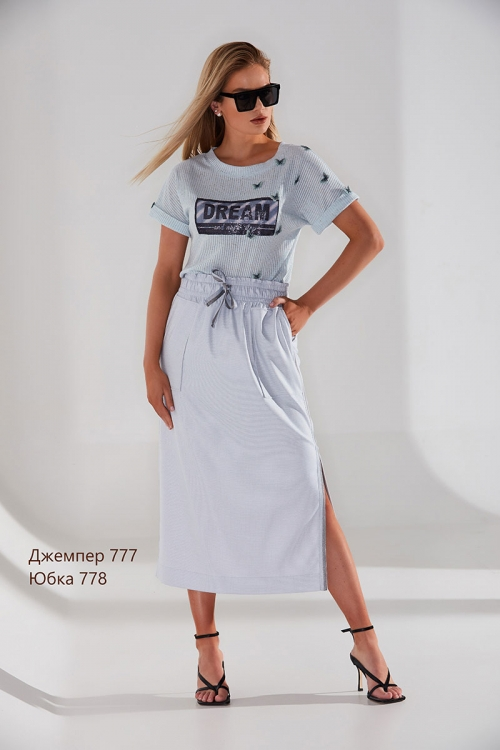 Блузка НФ-777 от DressyShop
