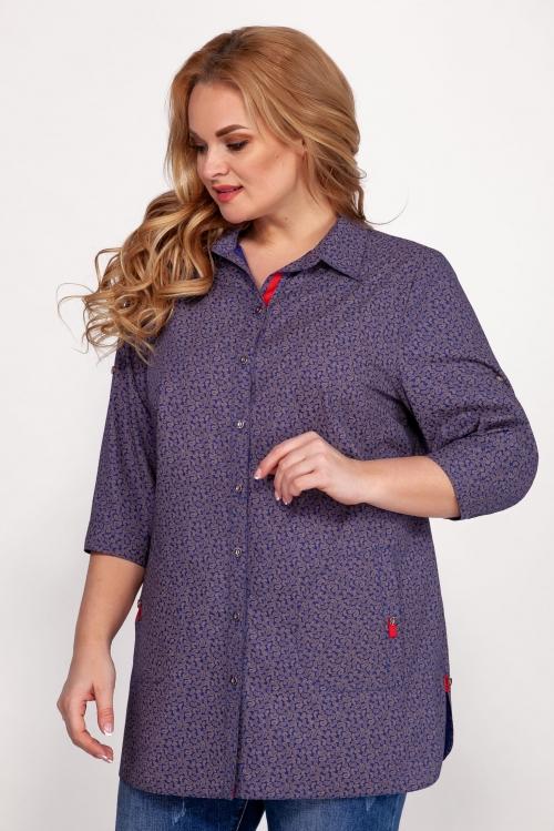 Блузка ЭМ-397 от DressyShop