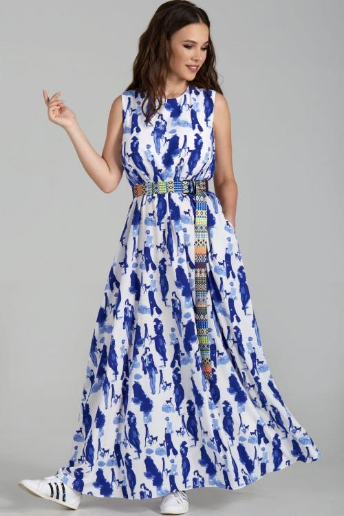 Платье ТФ-1484 от DressyShop
