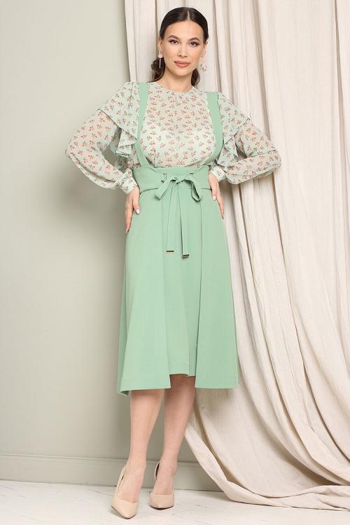 Сарафан с блузой МЮ-2646 от DressyShop