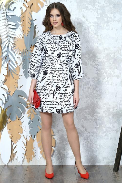 Платье АЛ-1362 от DressyShop