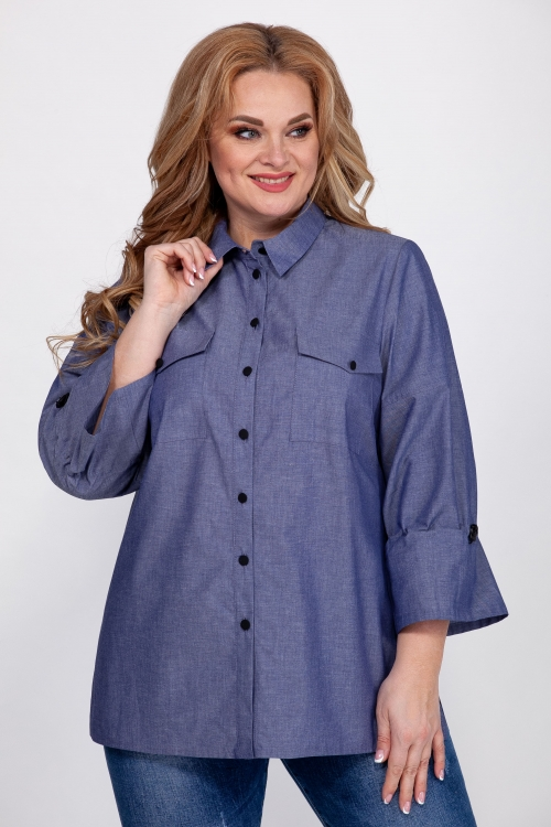 Блузка ЭМ-525 от DressyShop