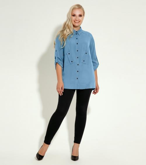 Блузка ПРИО-2940Z от DressyShop