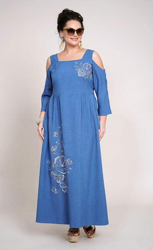 Платье АЛ-1421 от DressyShop