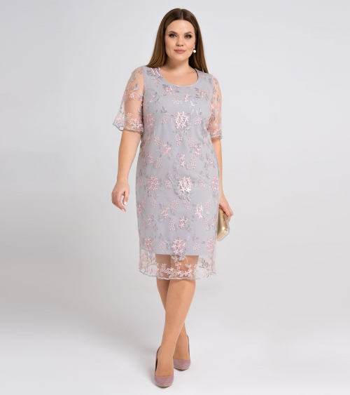 Платье ПРИО-37980Z от DressyShop