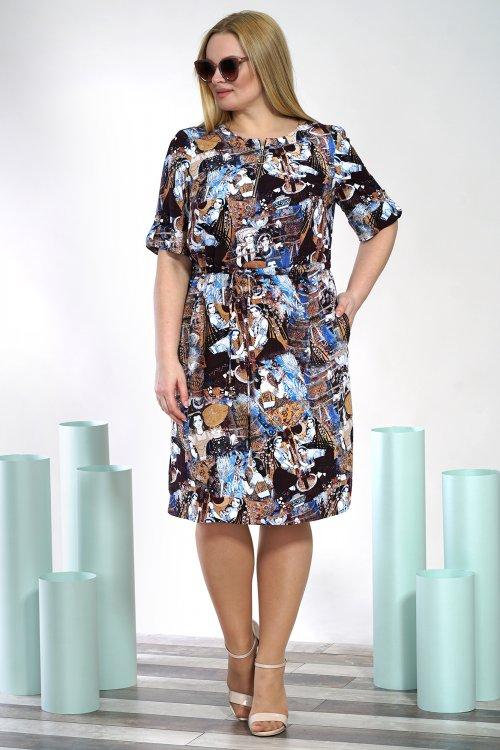 Платье АЛ-1407 от DressyShop