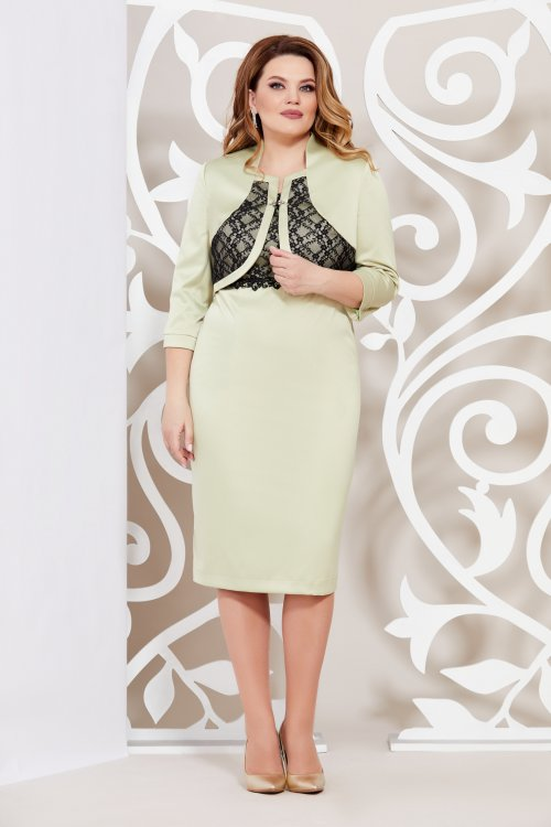Платье с жакетом МФ-3133 от DressyShop