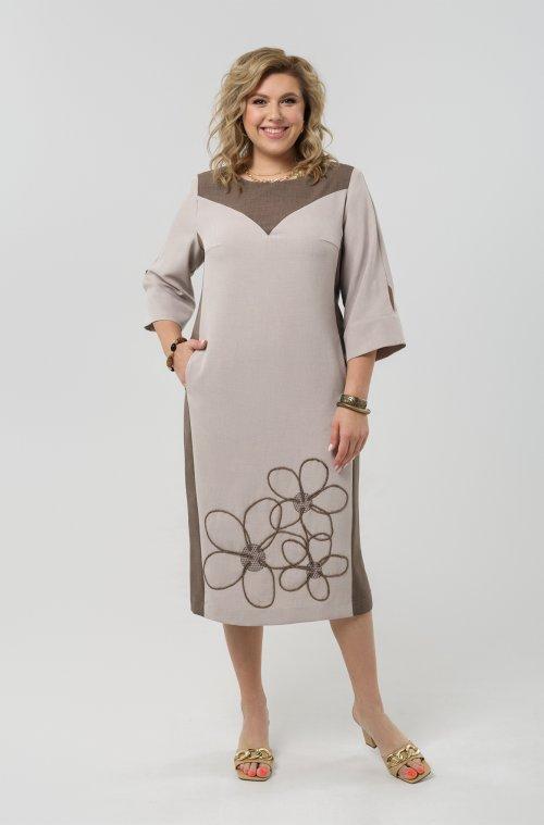 Платье ПРИ-1971 от DressyShop