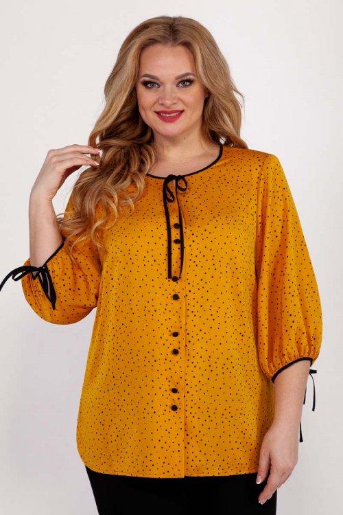 Блузка ЭМ-527 от DressyShop