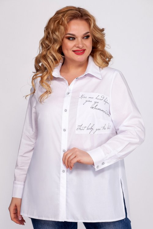 Рубашка ЭМ-531 от DressyShop