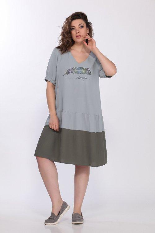 Платье ЛС-3677 от DressyShop