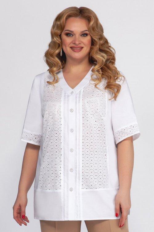 Блузка ЭМ-2072 от DressyShop