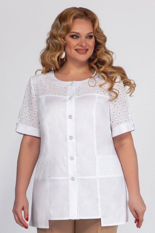 Блузка ЭМ-2073 от DressyShop