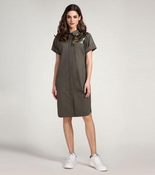 Платье ПА-440380 от DressyShop