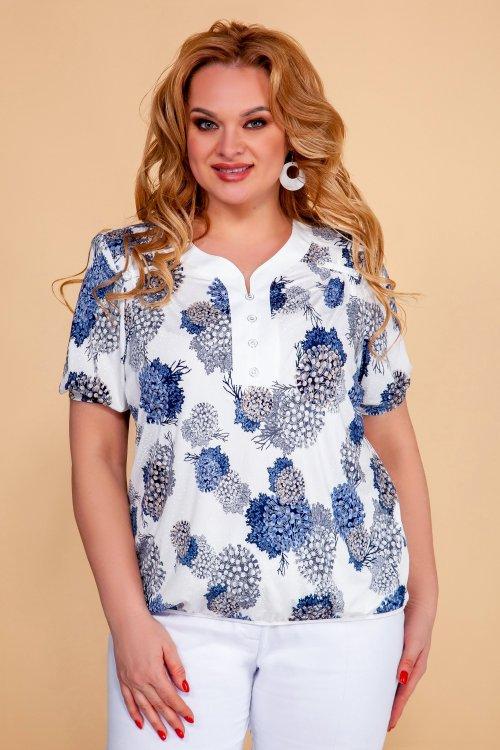 Блузка ЭМ-192/5-6 от DressyShop