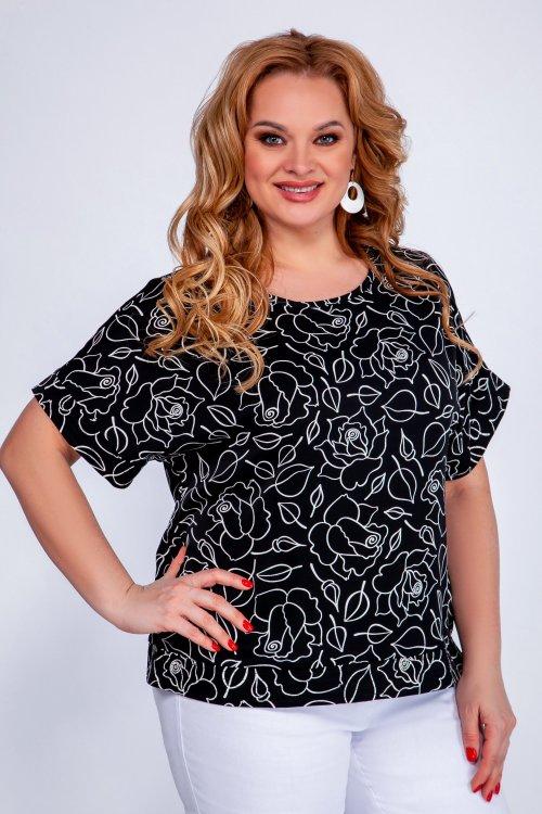Блузка ЭМ-488 от DressyShop