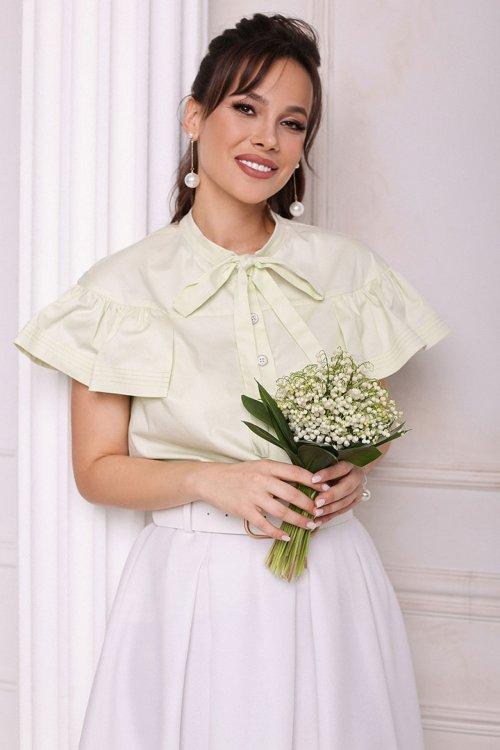 Блузка МЮ-2680 от DressyShop