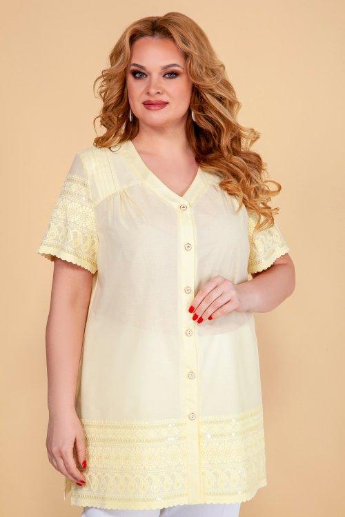 Блузка ЭМ-413 от DressyShop