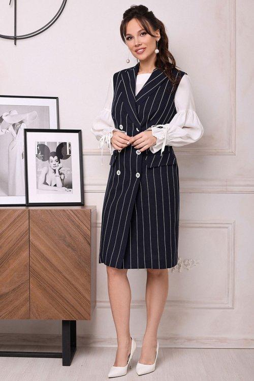 Сарафан с блузой МЮ-2676 от DressyShop