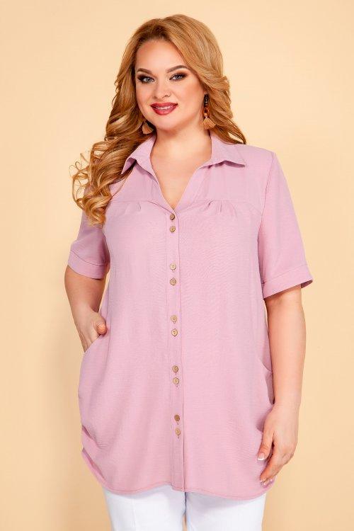 Рубашка ЭМ-355 от DressyShop