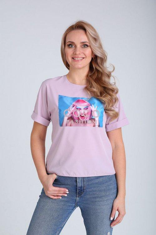 Блузка МОД-434 от DressyShop