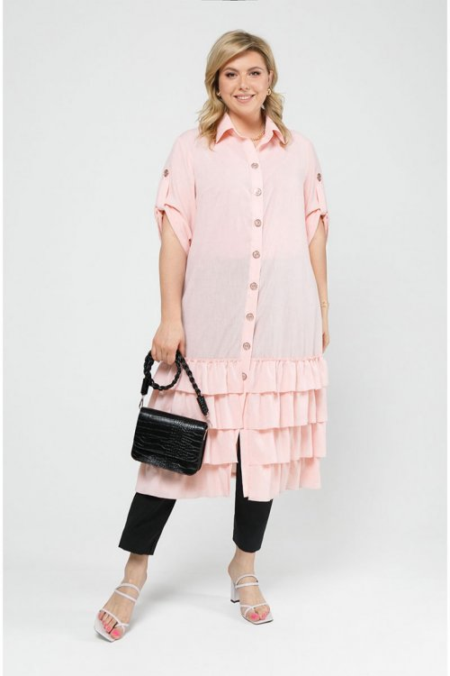 Платье с брюками ПРИ-2001 от DressyShop