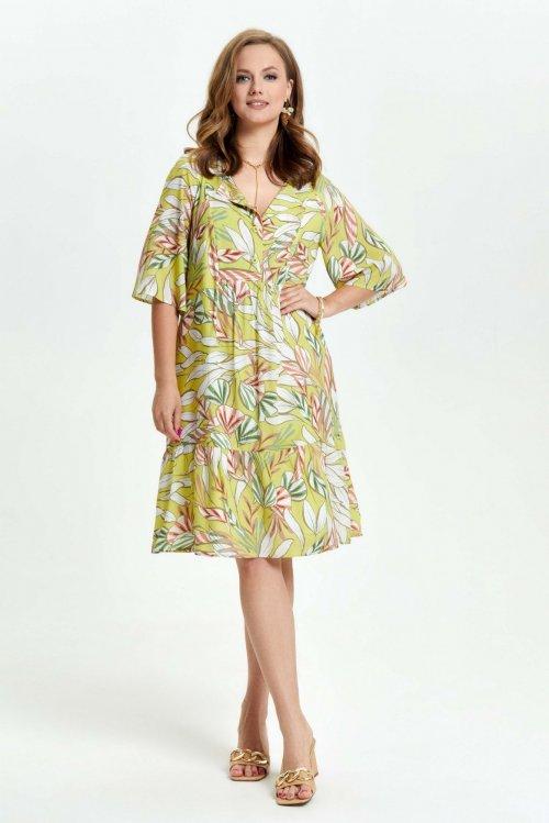Платье ТЗ-2645 от DressyShop