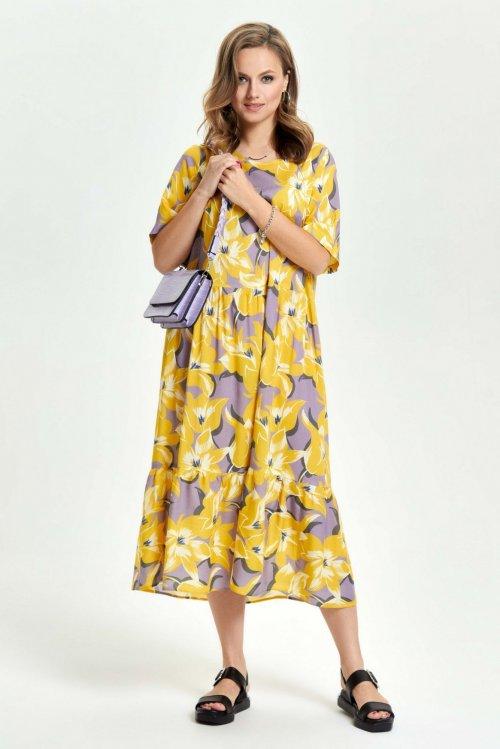 Платье ТЗ-2658 от DressyShop