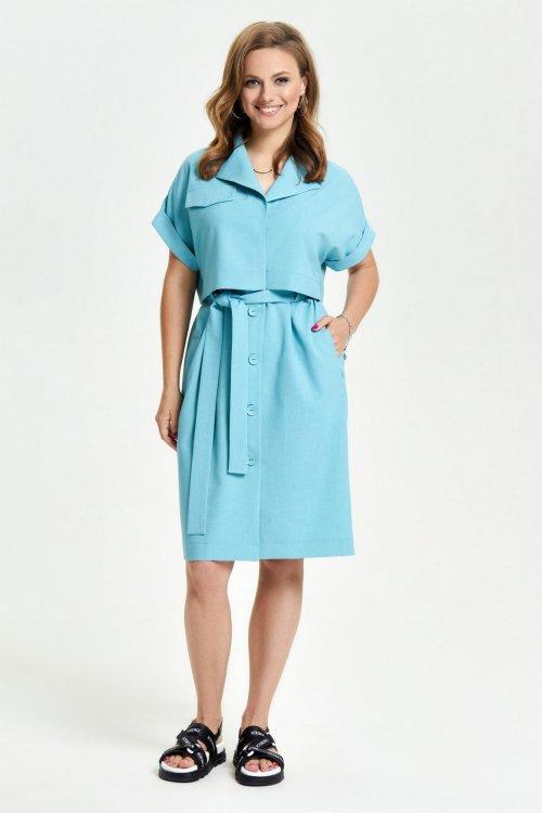 Платье ТЗ-2665 от DressyShop