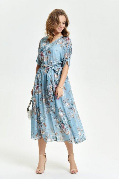 Платье ТЗ-2668 от DressyShop