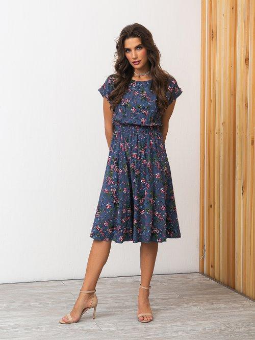 Платье ДЖ-506/27-29 от DressyShop