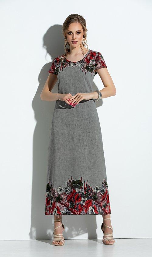 Платье ДИВА-1300 от DressyShop