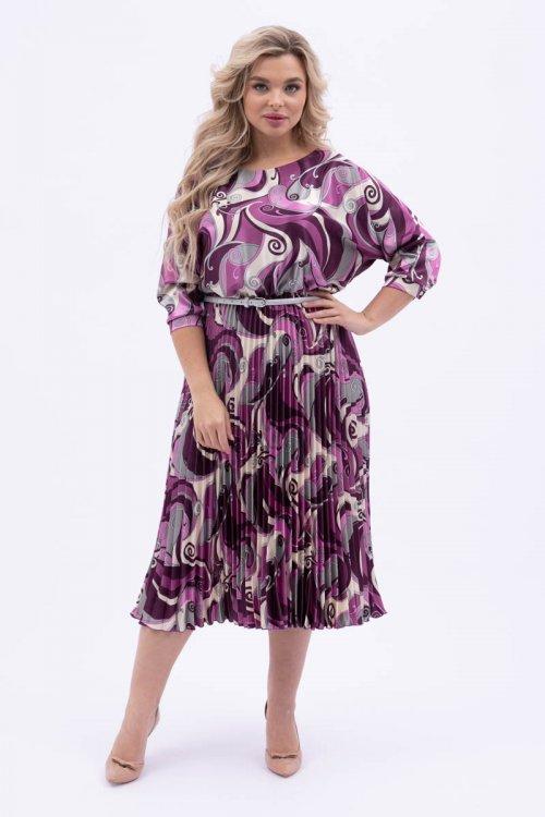 Платье ВА-П4-4556 от DressyShop