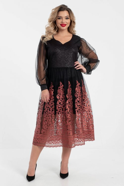 Платье ВА-П5-3705/6-9 от DressyShop