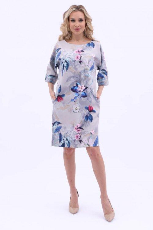 Платье ВА-П4-4774 от DressyShop