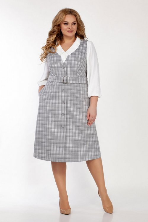 Сарафан с блузкой ЭМ-2086 от DressyShop