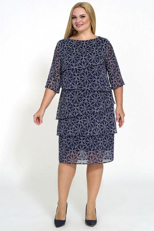 Платье АЛ-1498 от DressyShop