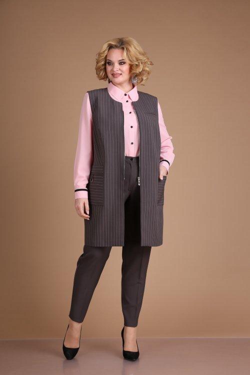 Брючный костюм КС-1913 от DressyShop
