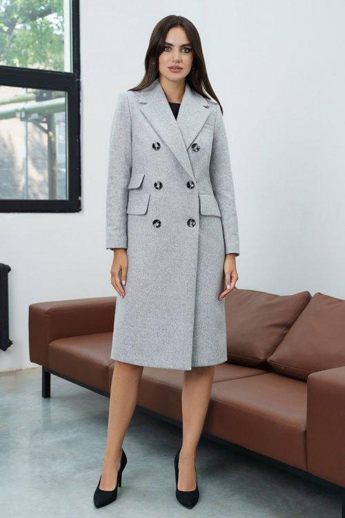 Пальто Ю-21-689 от DressyShop
