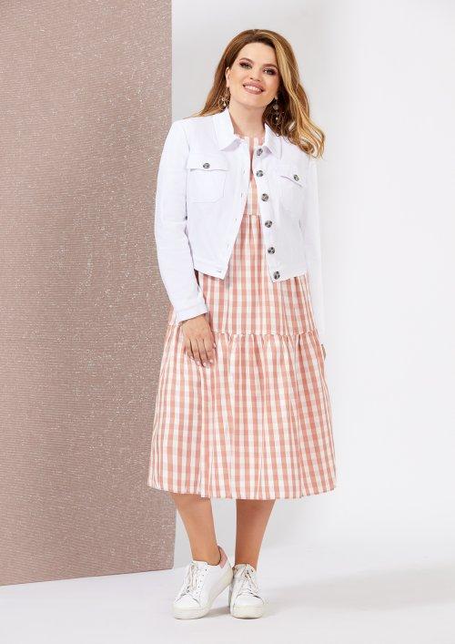 Платье с жакетом МФ-4999 от DressyShop