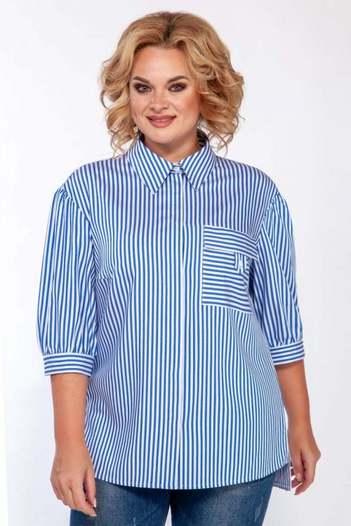 Рубашка ЭМ-2090 от DressyShop