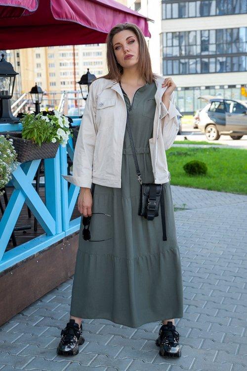 Платье с жакетом ЛС-3681 от DressyShop