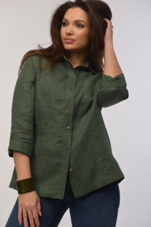Рубашка МАЛ-621-008 от DressyShop