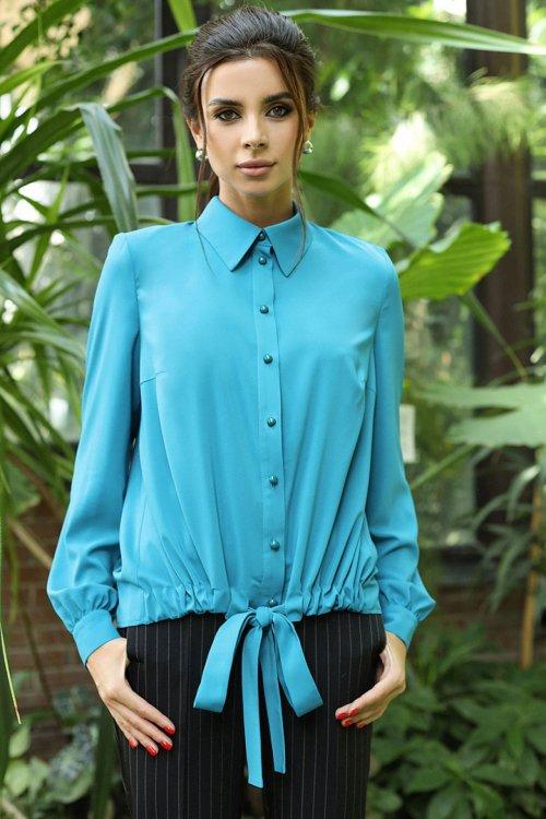 Блузка МЮ-2698Б от DressyShop