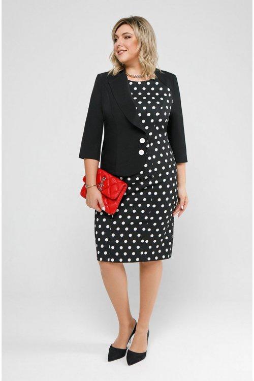 Платье ПРИ-2055 от DressyShop